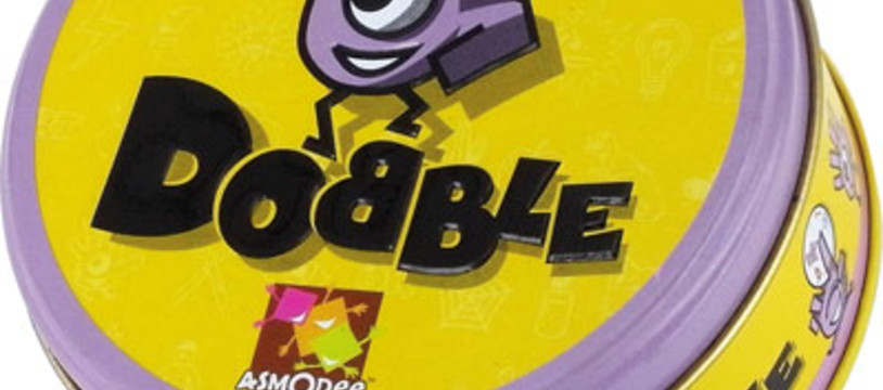 Dobble version Asmodee