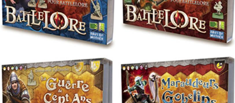 Battlelore, les Packs Spécialistes