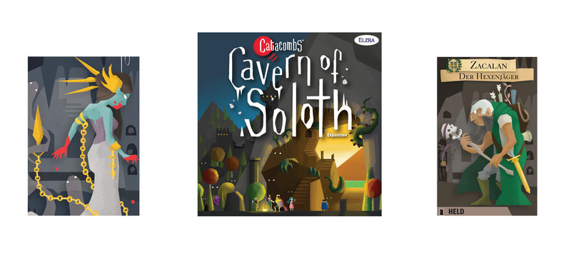 Catacombs - Cavern of Soloth : Sus aux molosses !!!
