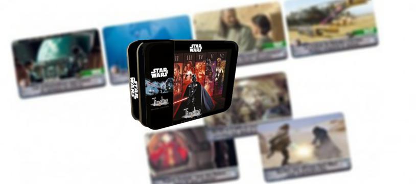 Timeline Star Wars edition special : 1+2= spéchaul