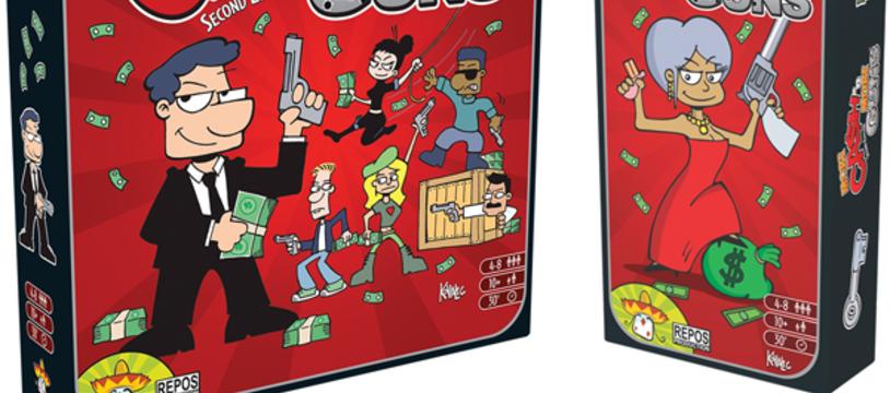 More Cash'n More Guns : Mord, Concours ! à mort !