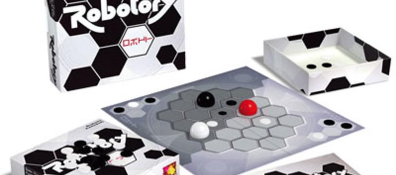 """""""Robotory"""", l'abstraction de poche, est arrivé"""