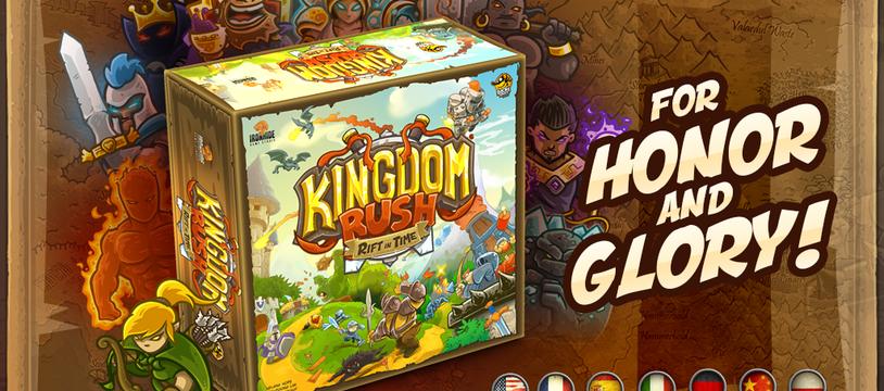 Derniers jours pour Kingdom Rush sur Kickstarter !