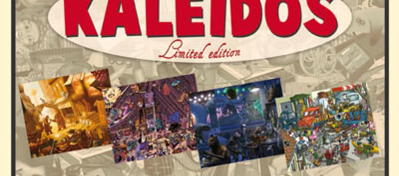 Une extension pour Kaleidos