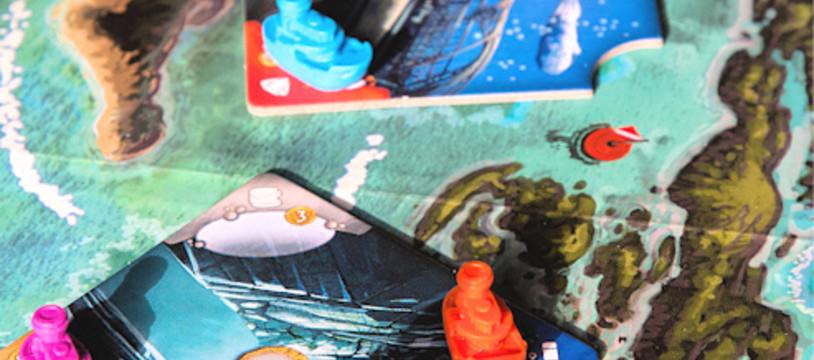 Sur le Vif! Review de Deep Blue! Plongée en famille avec cette merveille éditoriale!