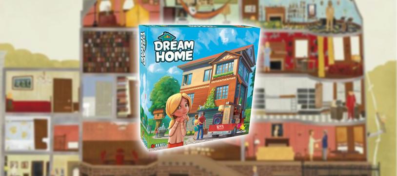 Dream Home : tapissée partout, même dans les toilettes