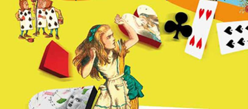 Alice s'expose au Musée de la Carte à jouer