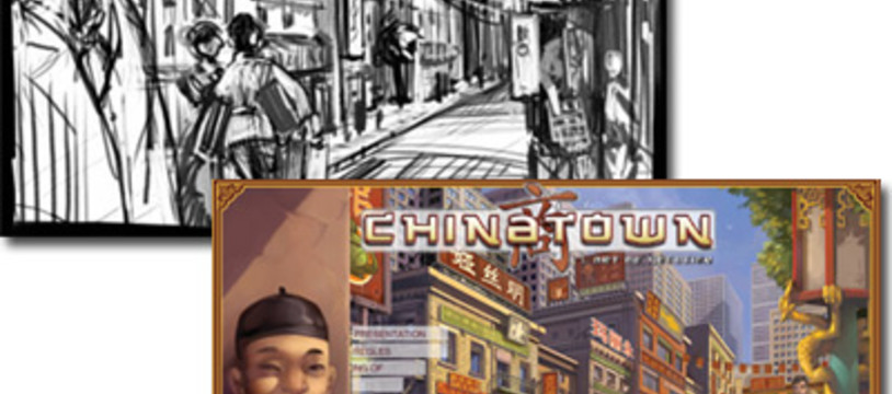 Chinatown, le site et le making off !