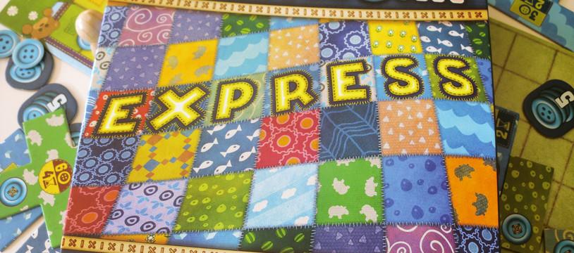 Critique de Patchwork Express
