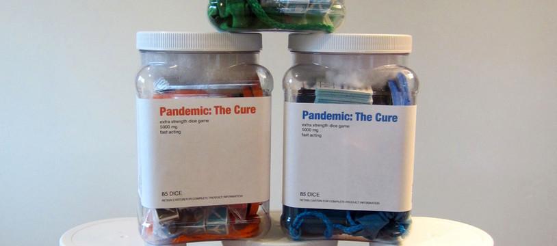 Pandémie The Cure chez Z-Man dans longtemps