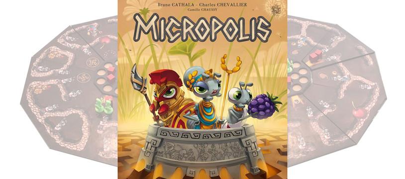 Micropolis : Bruno et Charles en 1001 pattes !