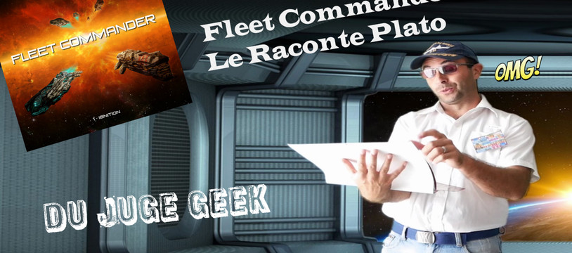 Fleet commander : Le Raconte Plato