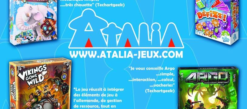 Un festival de Cannes Ataliesque !
