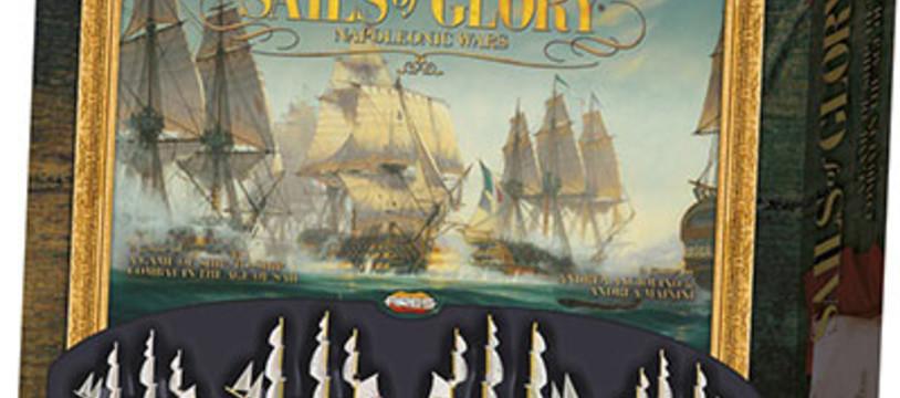 Sails of glory; à boulets rouges !