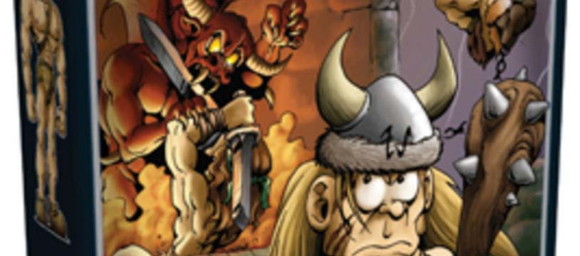 Donjon de Naheulbeuk : La marche Barbare sur dirige sur nous