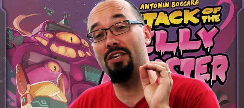 Attack of the Jelly Monster, de l'explipartie !