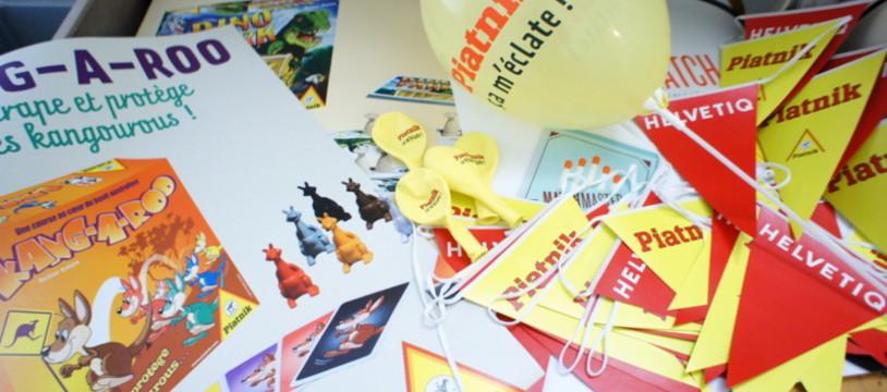 Venez Monter les marches en famille avec les jeux Piatnik !