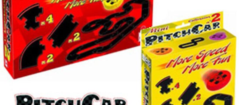 PitchCar, de nouveaux tracés
