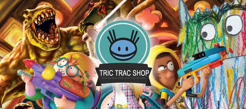 Niouze Tric Trac Shop #10