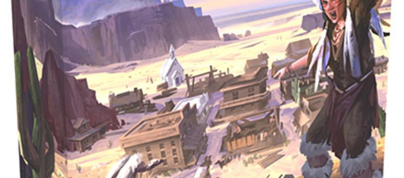 Western Town, on va jouer de la gâchette à Essen 2012