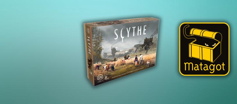 Des nouvelles de «Scythe»