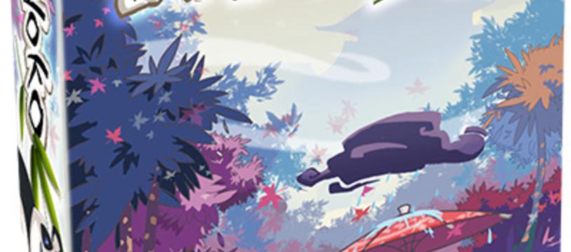 """""""Takenoko"""" : Le panda est dans le jardin"""
