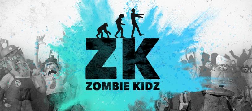 """Zombie Kidz : histoire d'un """"legacy"""" pour enfant [Carnet d'auteur]"""