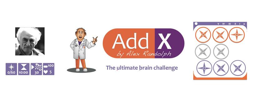 AddX, retrouver Alex Randolph du bout des doigts...