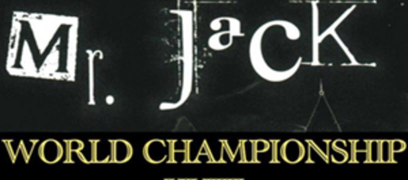 [4L] Championnat du Monde de Mr Jack : et le champion est... !