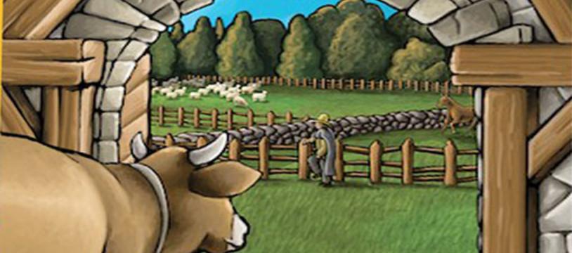 « Agricola Terres d'élevage : 2e Extension plus de Bâtiments de ferme » est là