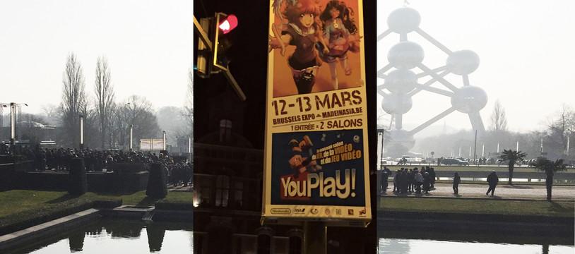 Panier de Youplay ? Welcome à Bruxelles !