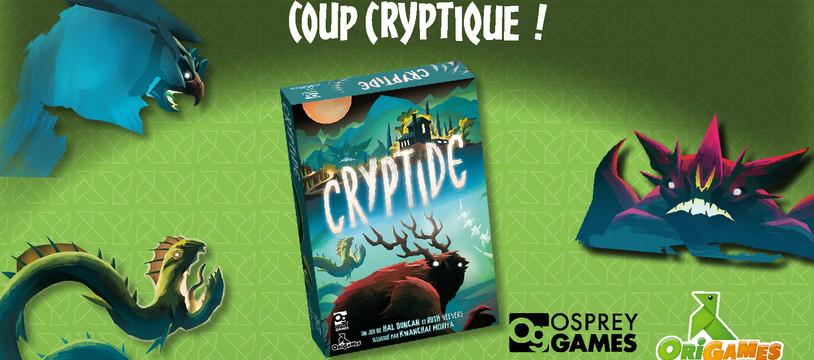 Cryptide, cherchez la grosse bête