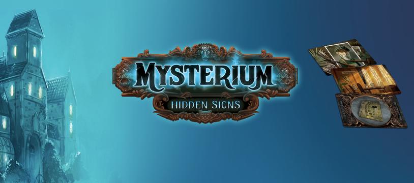 Mysterium : Hidden Signs, le deuxième sixième sens bientôt dans votre esprit