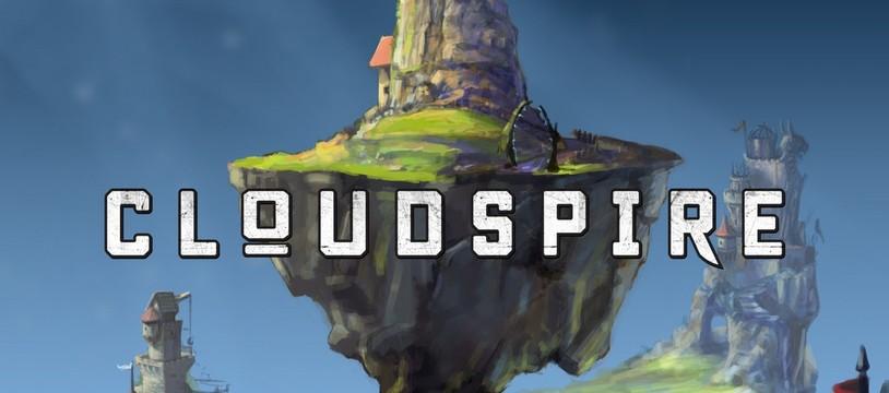 Cloudspire: Kickstarter à ne pas manquer!
