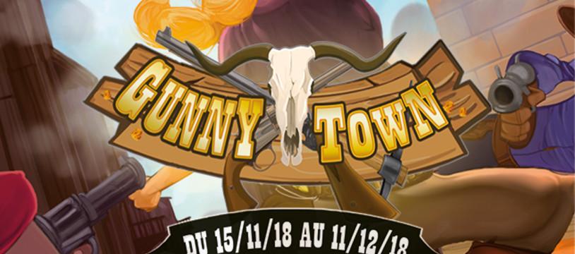 KS Gunny Town : Live ce soir sur Facebook.