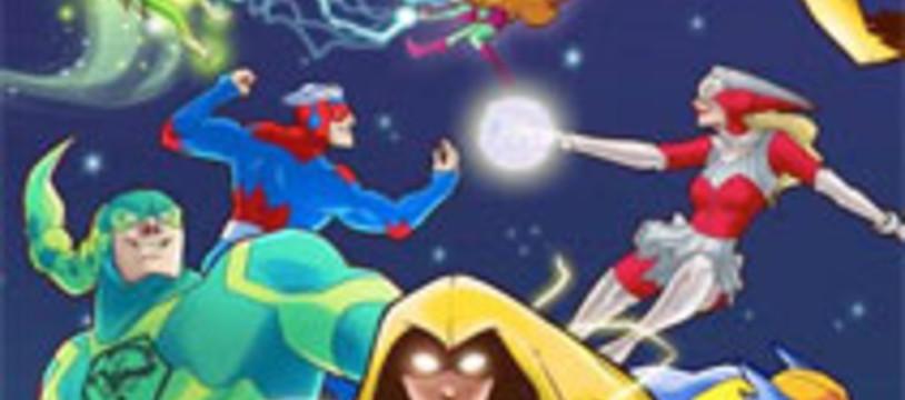 Super Comics mais en couleurs !
