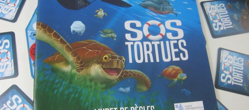 Exploration Ludique: SOS Tortues