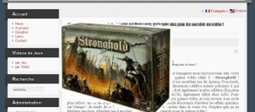 [Hem présente] Stronghold... et HemVideo !