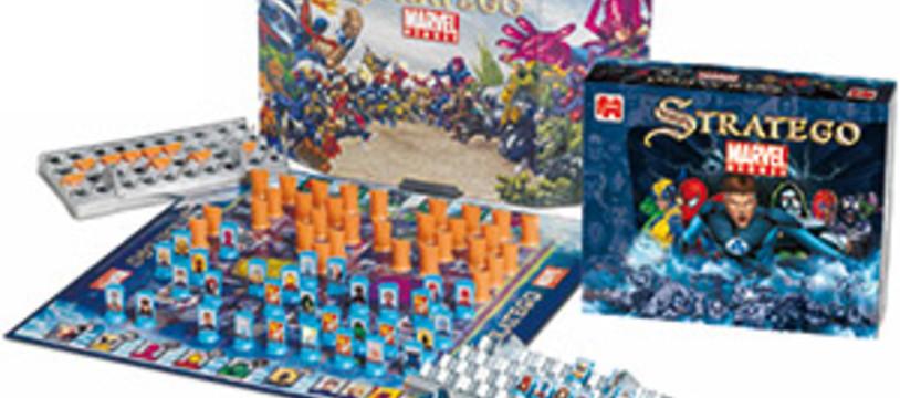 Stratego Marvel chez Jumbo
