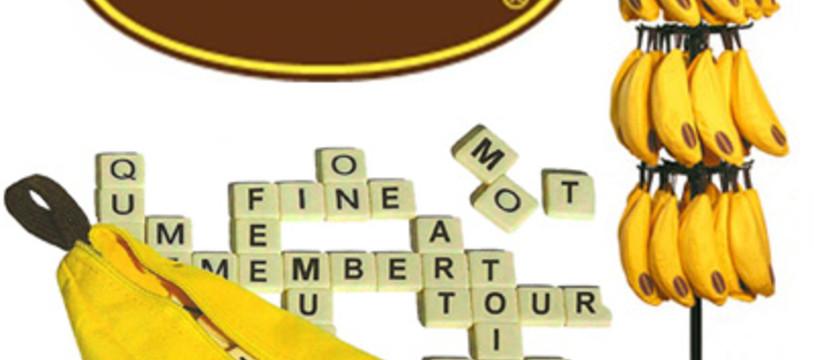 Bananagrams, le jeu de lettres à fond !