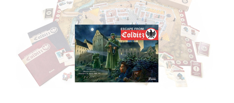 Escape from Colditz : Alarm ! - Essen 2016 -