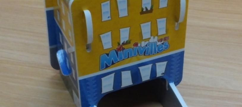 Les tours à dés Minivilles