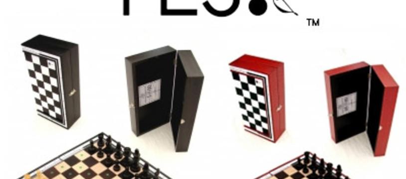 Chess No Yes !, un concept