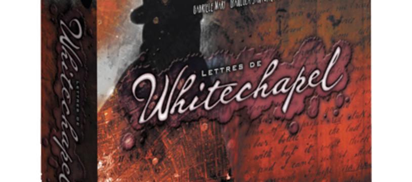 Lettres de Whitchapel est chez Edge
