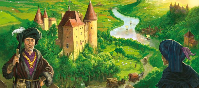 Châteaux de Bourgogne, le jeu de dés chez Aléa.