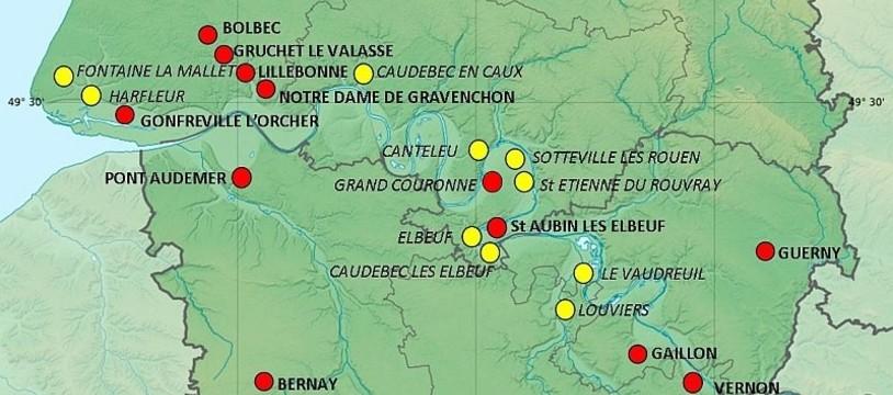 Les fêtes du jeu 2014 en Haute Normandie  14 dates et 17 lieux différents...ça joue en Normandie en mai & juin !