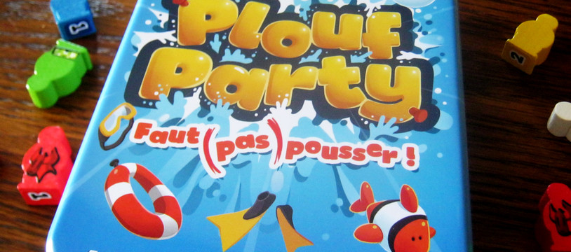 Critique de Plouf Party
