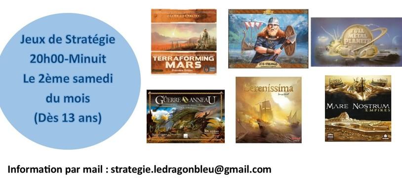 Nouvelle Soirée Au Dragon Bleu - Marly Le Roi (78)