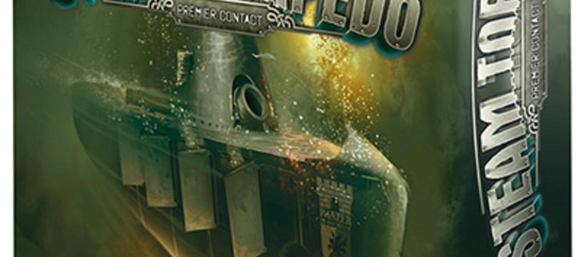 """""""Steam Torpedo"""" fait surface"""