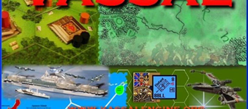 Vassal Forge : Fabrique de jeux
